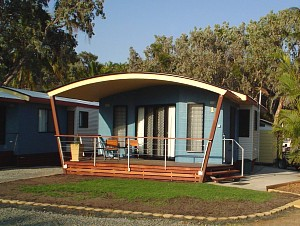 Island View Caravan Park - Accommodation Airlie Beach