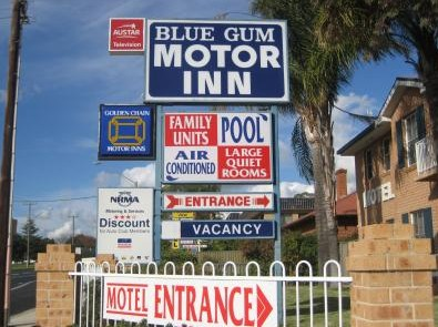 Blue Gum Motor Inn - Accommodation Airlie Beach
