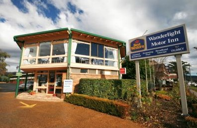 Best Western Wanderlight Motor Inn - Accommodation Airlie Beach