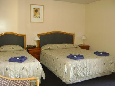 Mudgee Motor Inn - Accommodation Airlie Beach