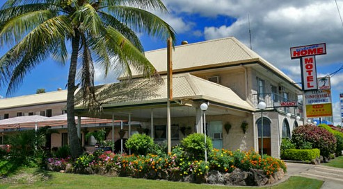 Welcome Home Motel And Apartments - Accommodation Airlie Beach