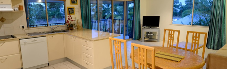 Mission Reef Resort - Accommodation Airlie Beach