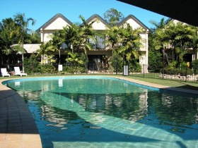 Hinchinbrook Marine Cove Resort Lucinda - Accommodation Airlie Beach
