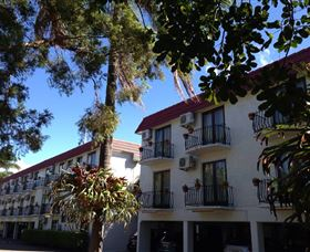 Airport Hacienda Best Western Motel - Accommodation Airlie Beach