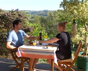 Simba Sunrise Bed and Breakfast - Accommodation Airlie Beach