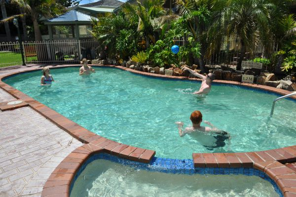 Kangerong Holiday Park - Accommodation Airlie Beach