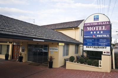 Quality Inn Country Plaza Queanbeyan - Accommodation Airlie Beach