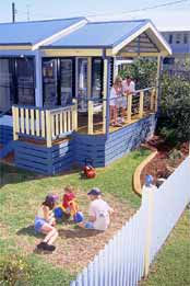Werri Beach Holiday Park - Accommodation Airlie Beach