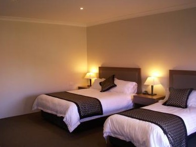 Parkes Int Motor Inn - Accommodation Airlie Beach