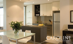 Caroline Serviced Apartments Brighton - Accommodation Airlie Beach