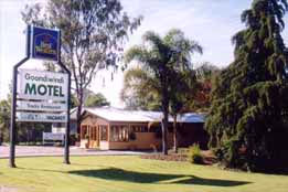 Goondiwindi Motel - Accommodation Airlie Beach