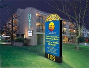 Comfort Capital Executive Apartment Hotel - Accommodation Airlie Beach