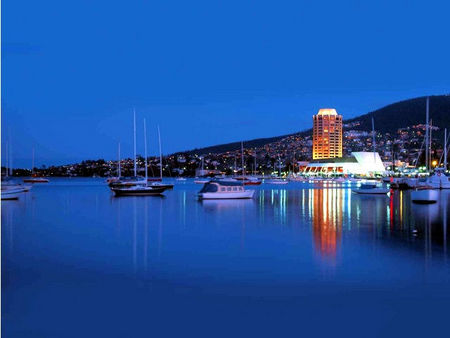 Wrest Point Hotel - Accommodation Airlie Beach