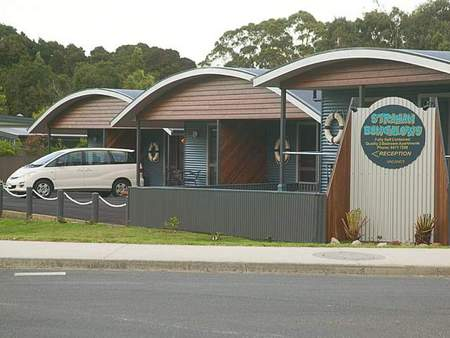 Strahan Bungalows - Accommodation Airlie Beach