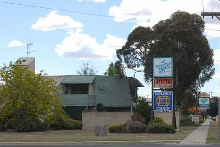 Bendigo Motor Inn Golden Chain - Accommodation Airlie Beach