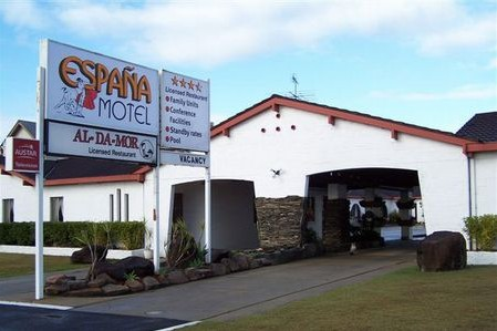 Espana Motel - Accommodation Airlie Beach