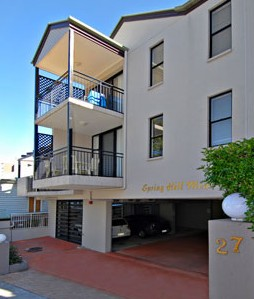 Spring Hill Mews - Accommodation Airlie Beach