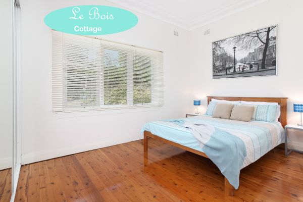 Le Bois Cottage - Accommodation Airlie Beach