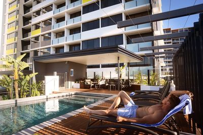 Alcyone Hotel Residences - Accommodation Airlie Beach
