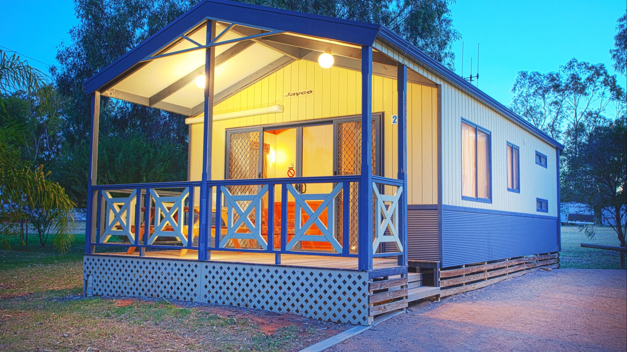Discovery Parks - Lake Bonney - Accommodation Airlie Beach
