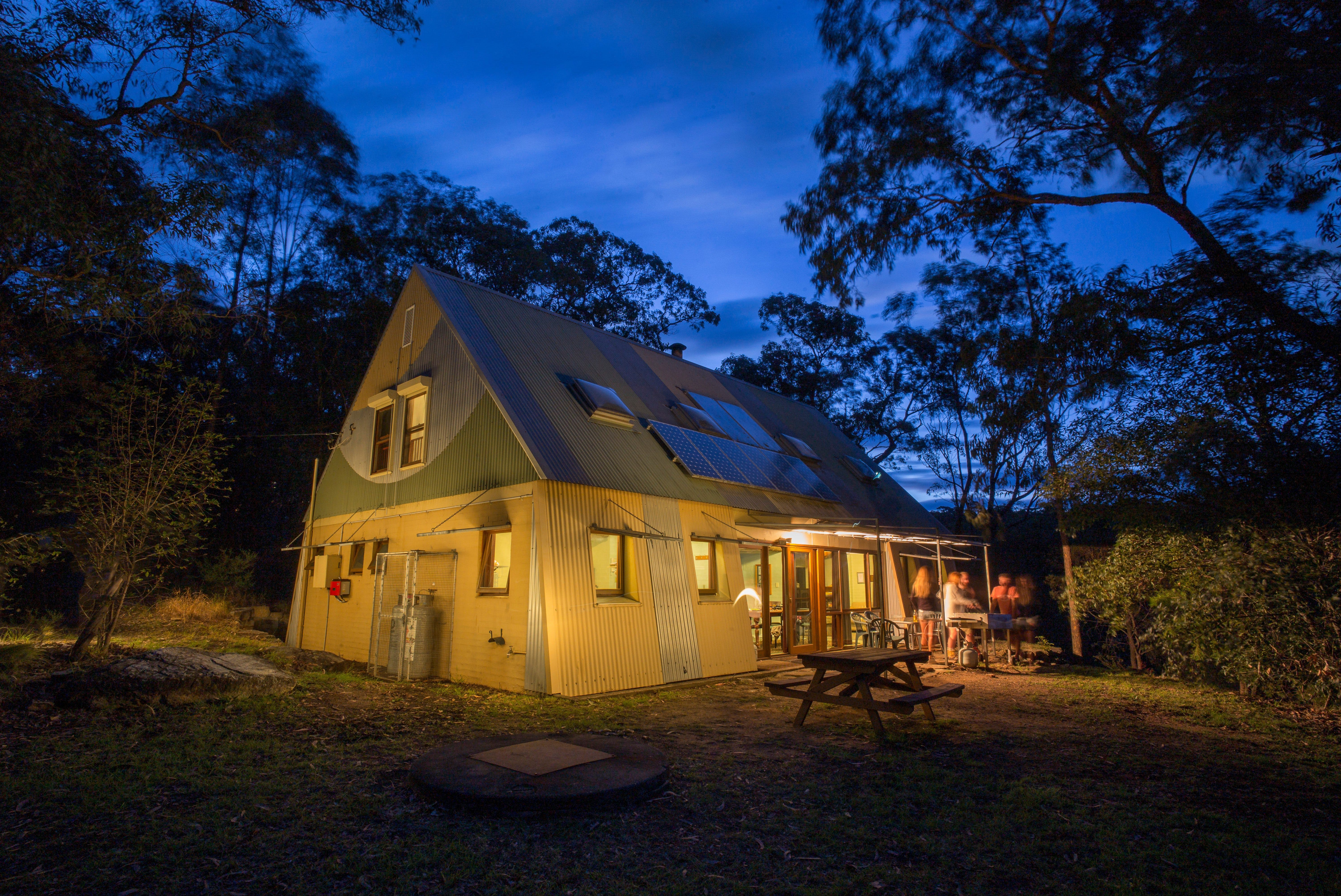 Hawkesbury Heights YHA - Accommodation Airlie Beach