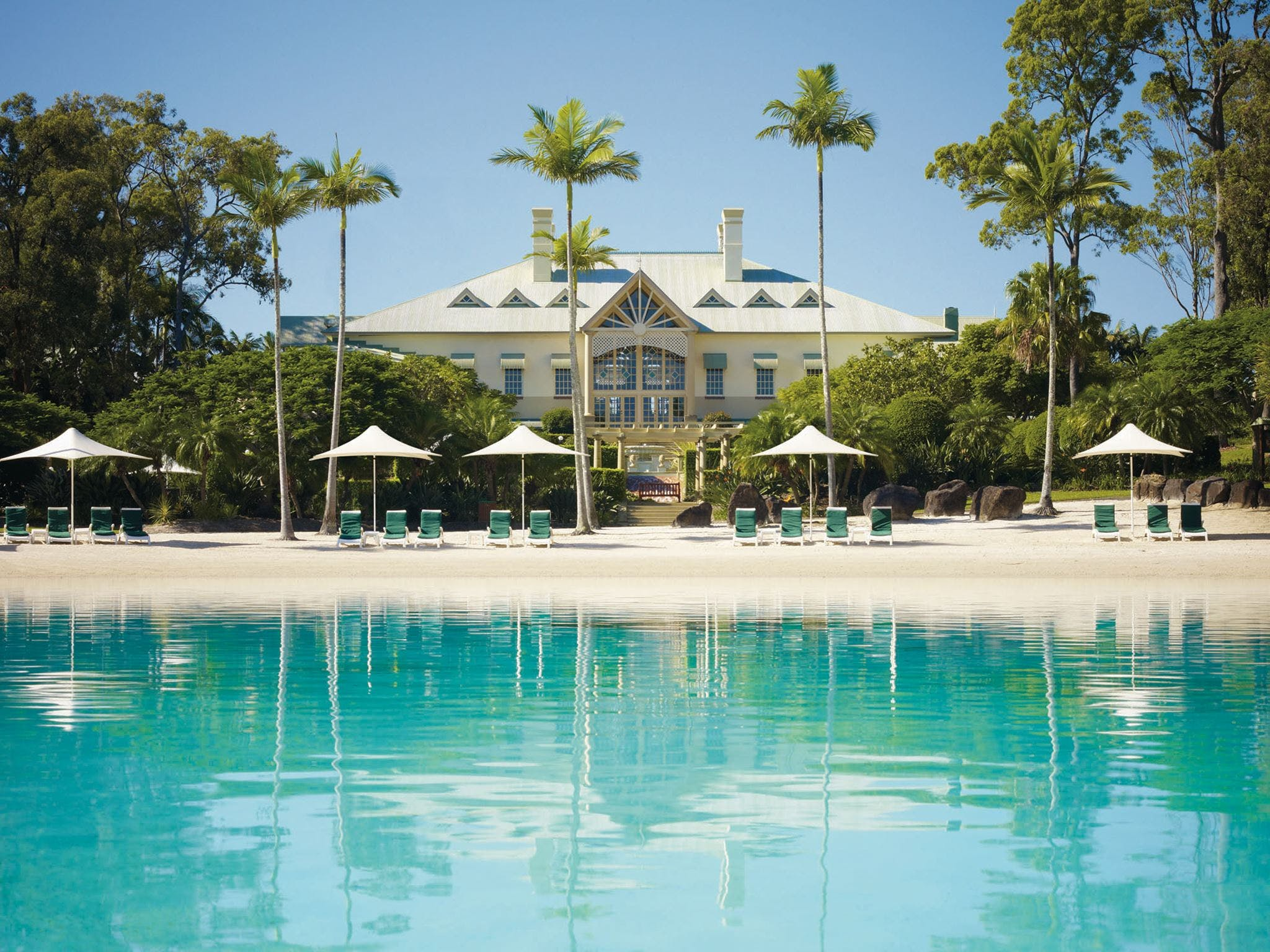 InterContinental Sanctuary Cove Resort - Accommodation Airlie Beach