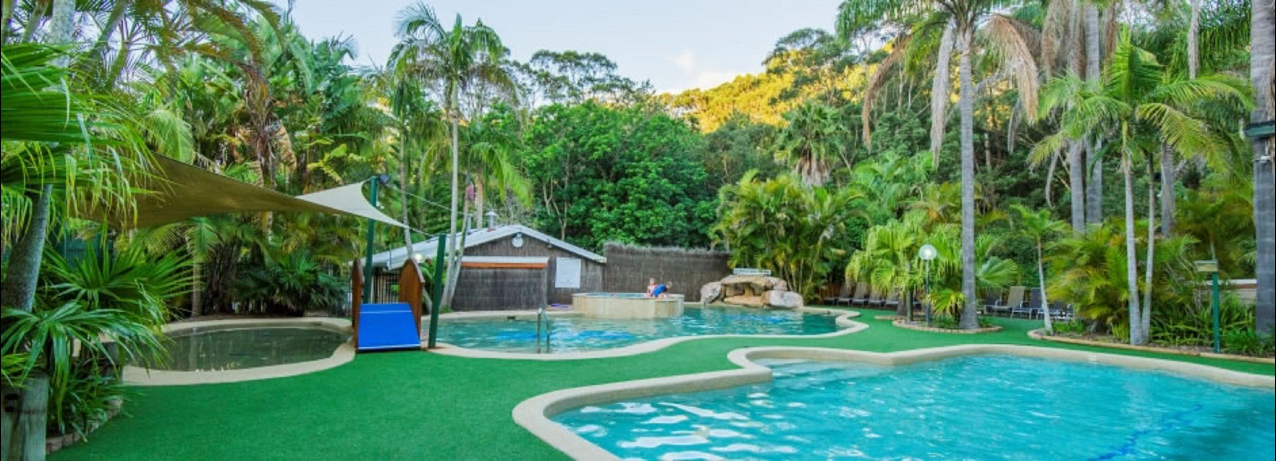The Palms at Avoca - Accommodation Airlie Beach