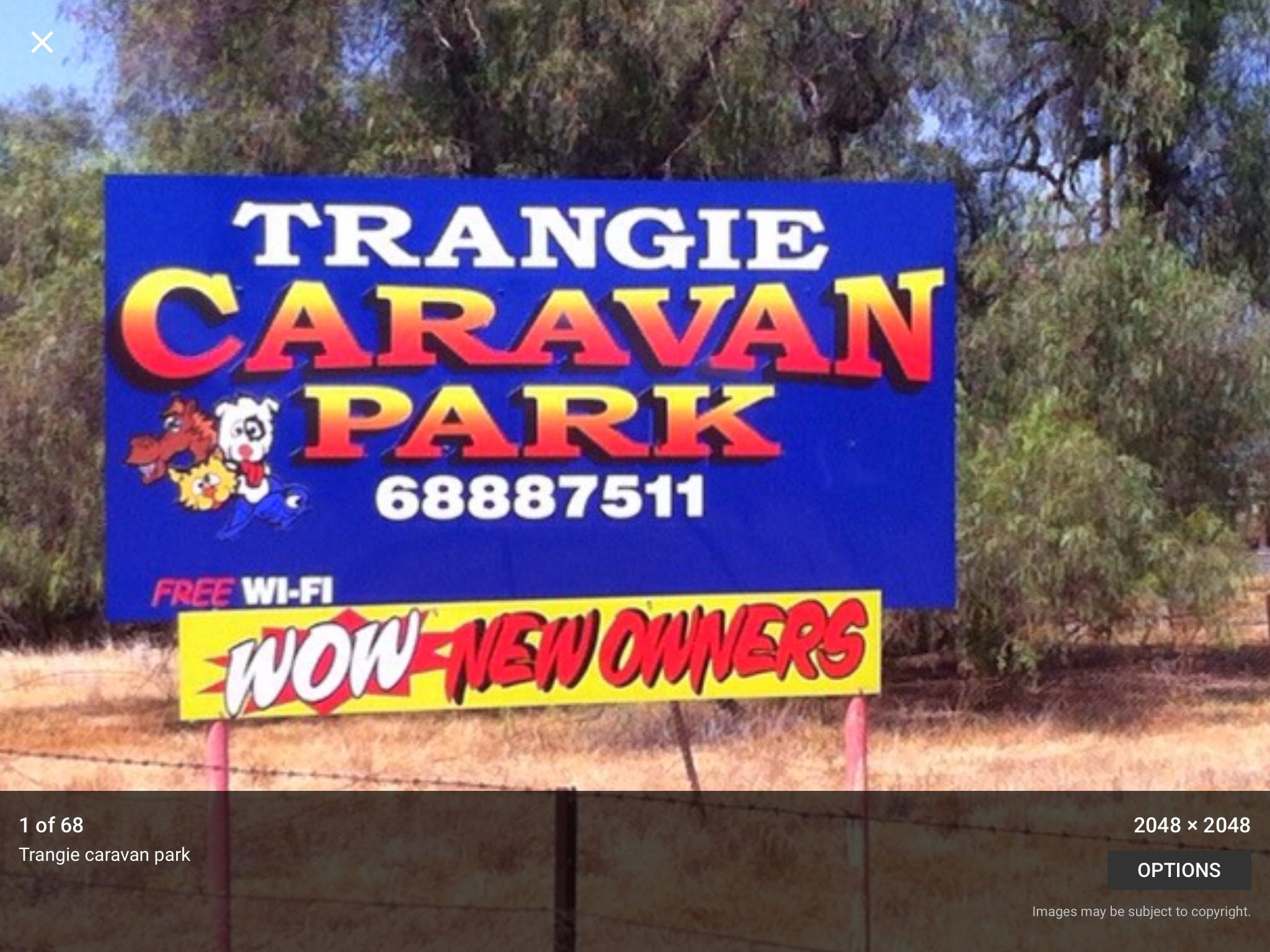 Trangie Caravan Park - Accommodation Airlie Beach