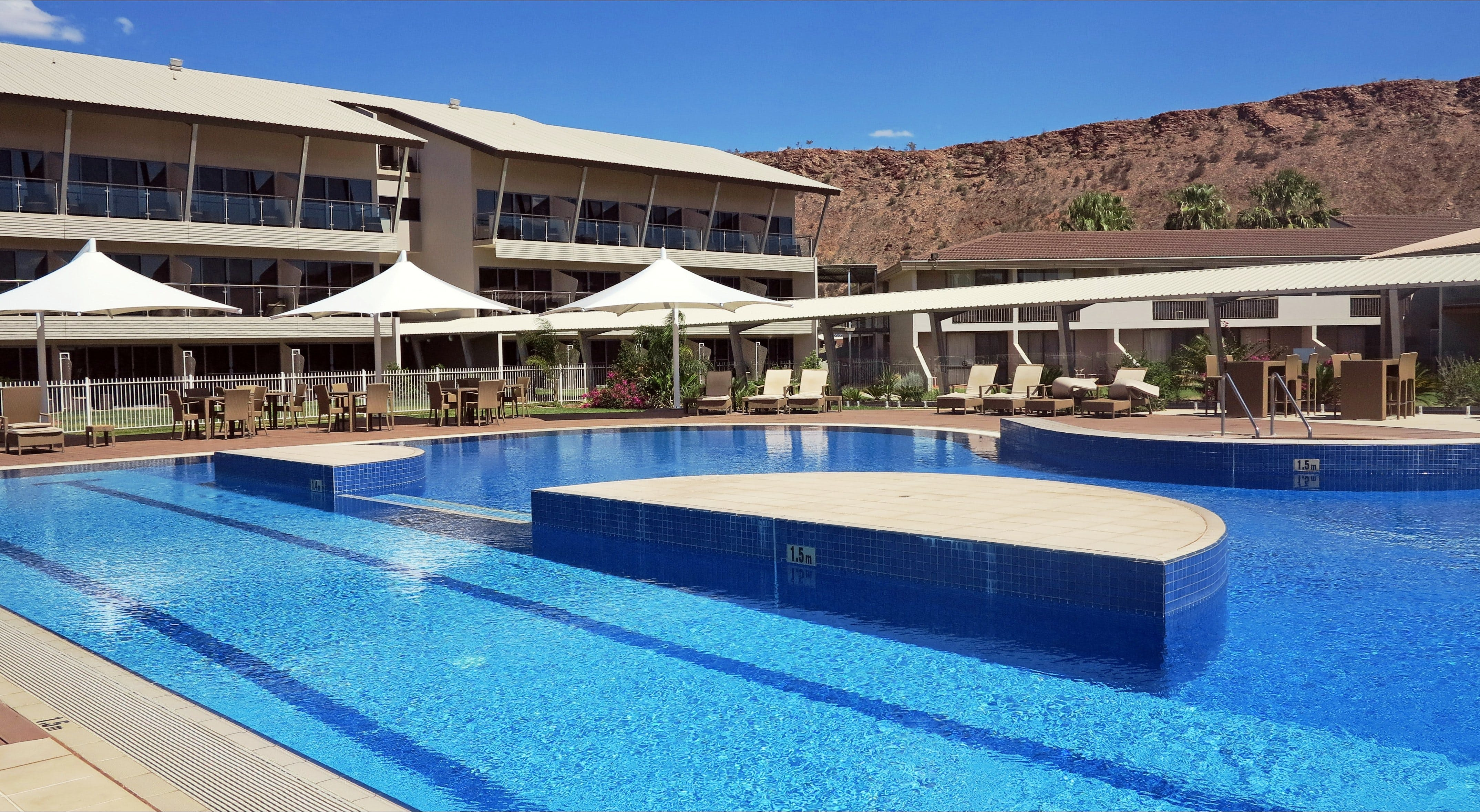 Crowne Plaza Alice Springs Lasseters - Accommodation Airlie Beach