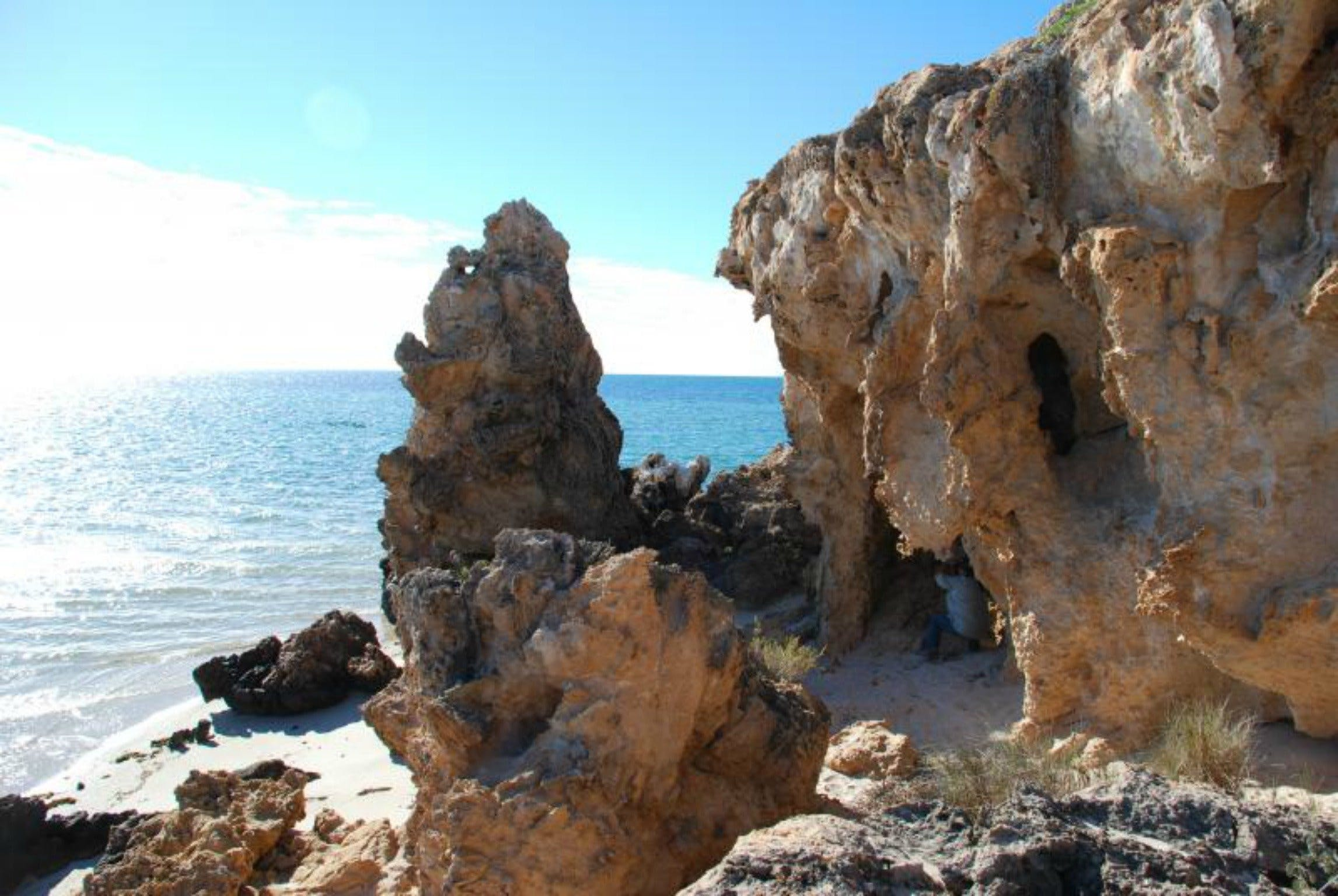 Notch Point Camp at Dirk Hartog Island National Park - Accommodation Airlie Beach
