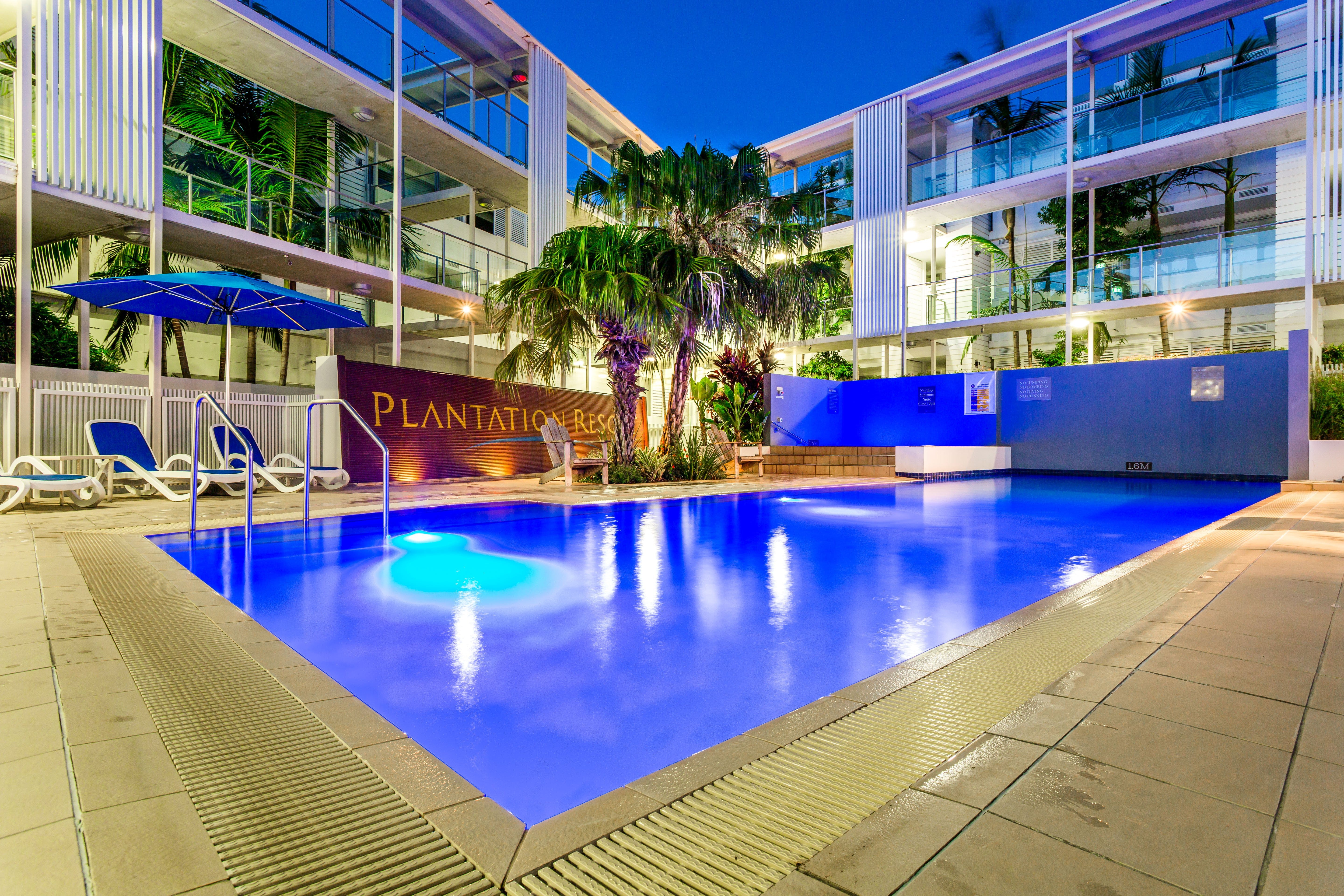 Plantation Resort at Rainbow - Accommodation Airlie Beach