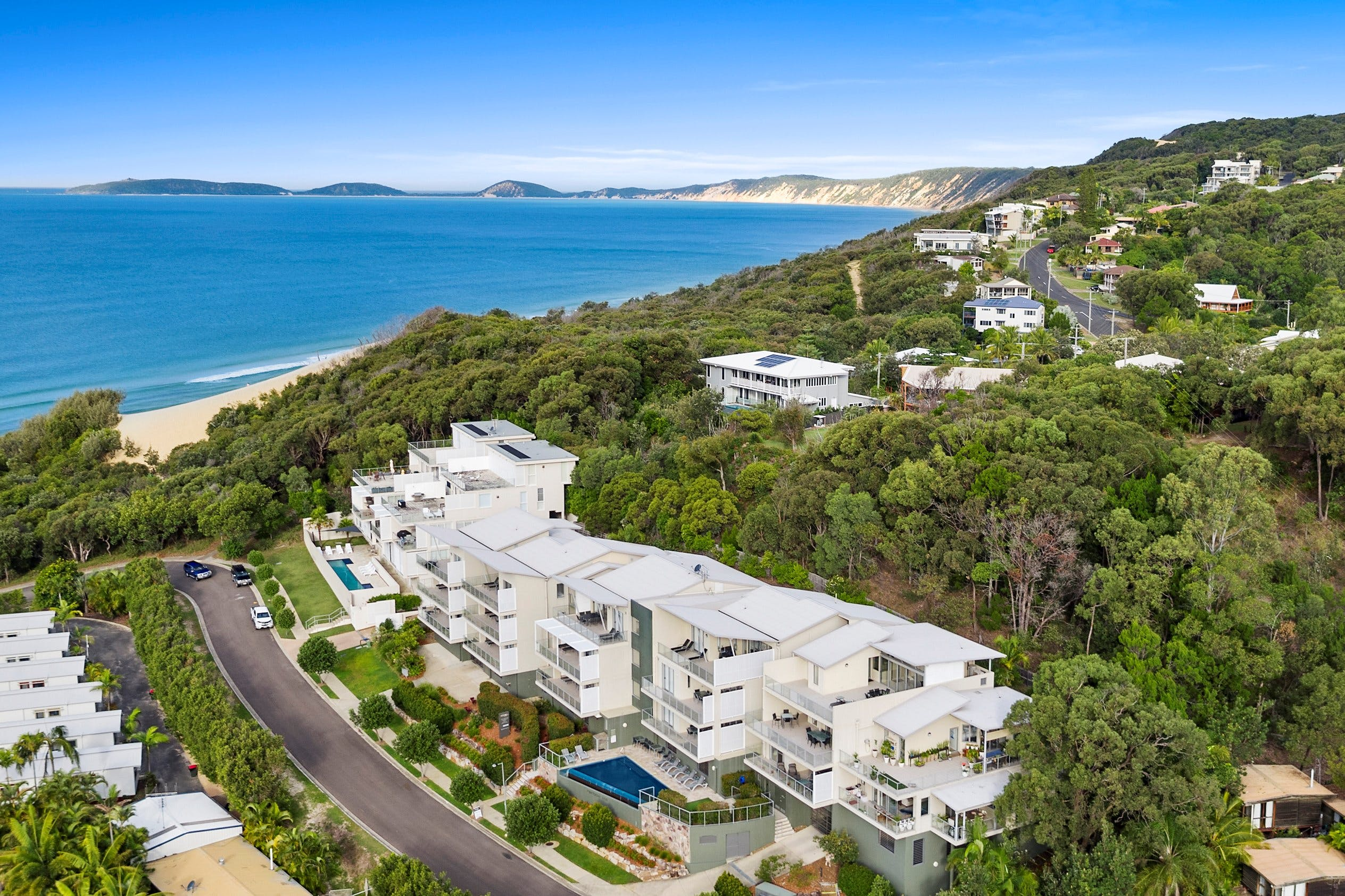 Rainbow Sea Resort - Accommodation Airlie Beach