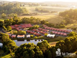 Tall Timbers Tasmania - Accommodation Airlie Beach