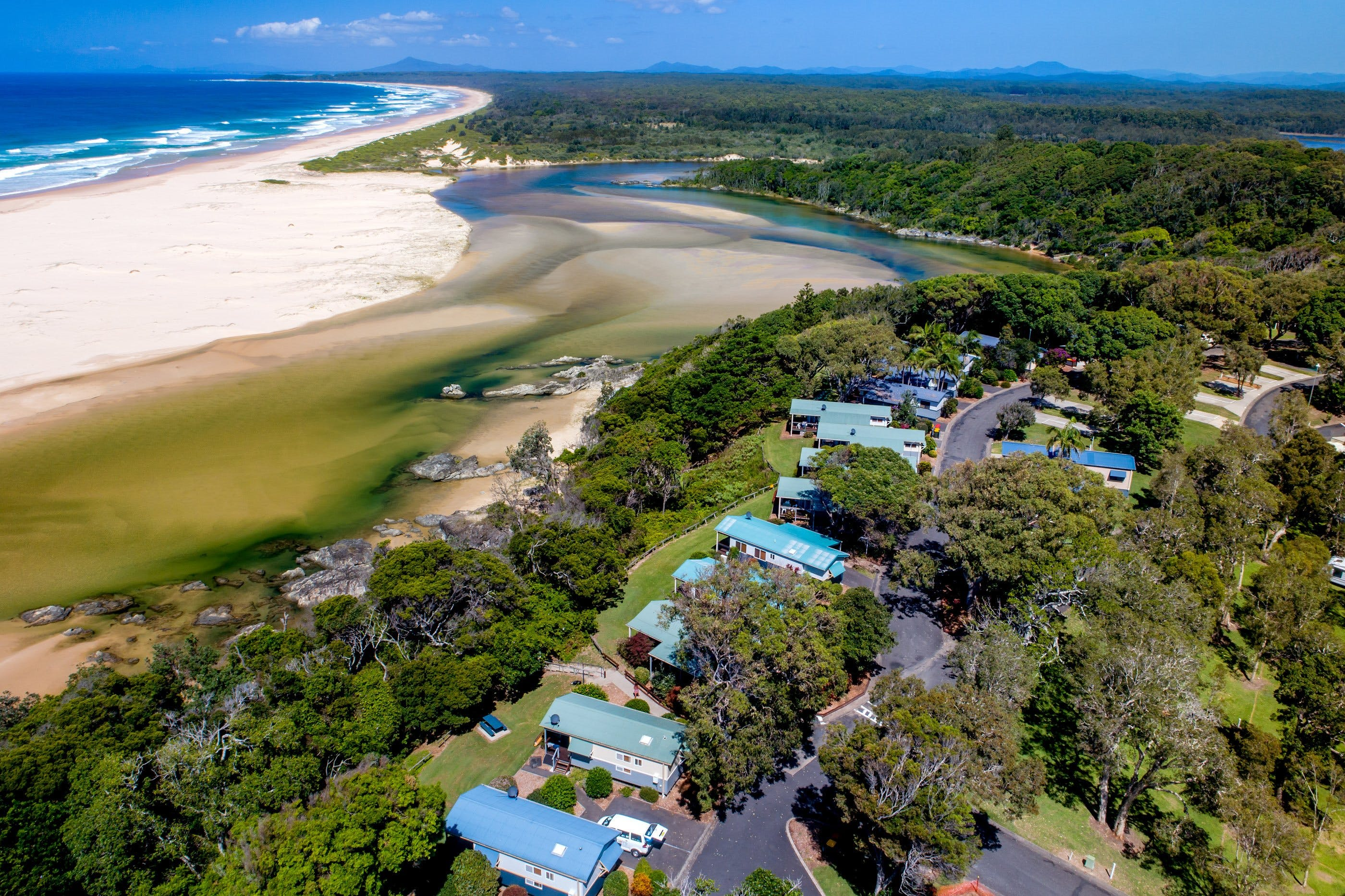 BIG4 Sawtell Beach Holiday Park - Accommodation Airlie Beach
