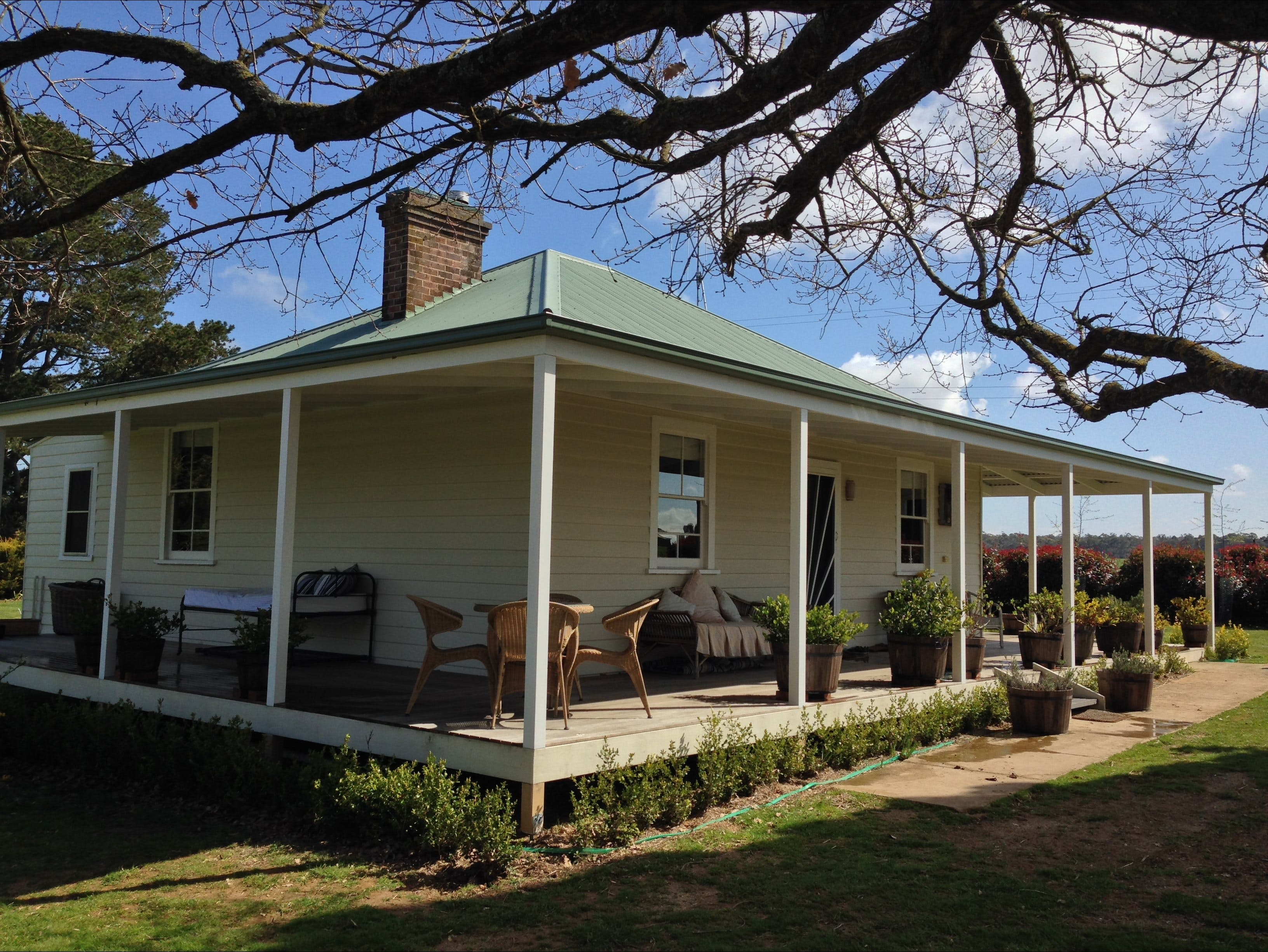 Crookwell Farmhouse - Accommodation Airlie Beach