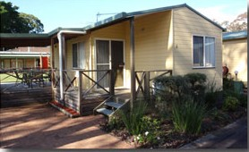 Bays Holiday Park - Accommodation Airlie Beach