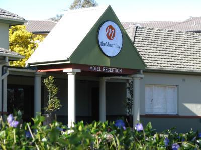 Manning Motel - Accommodation Airlie Beach