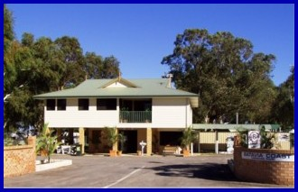 Batavia Coast Caravan Park - Accommodation Airlie Beach