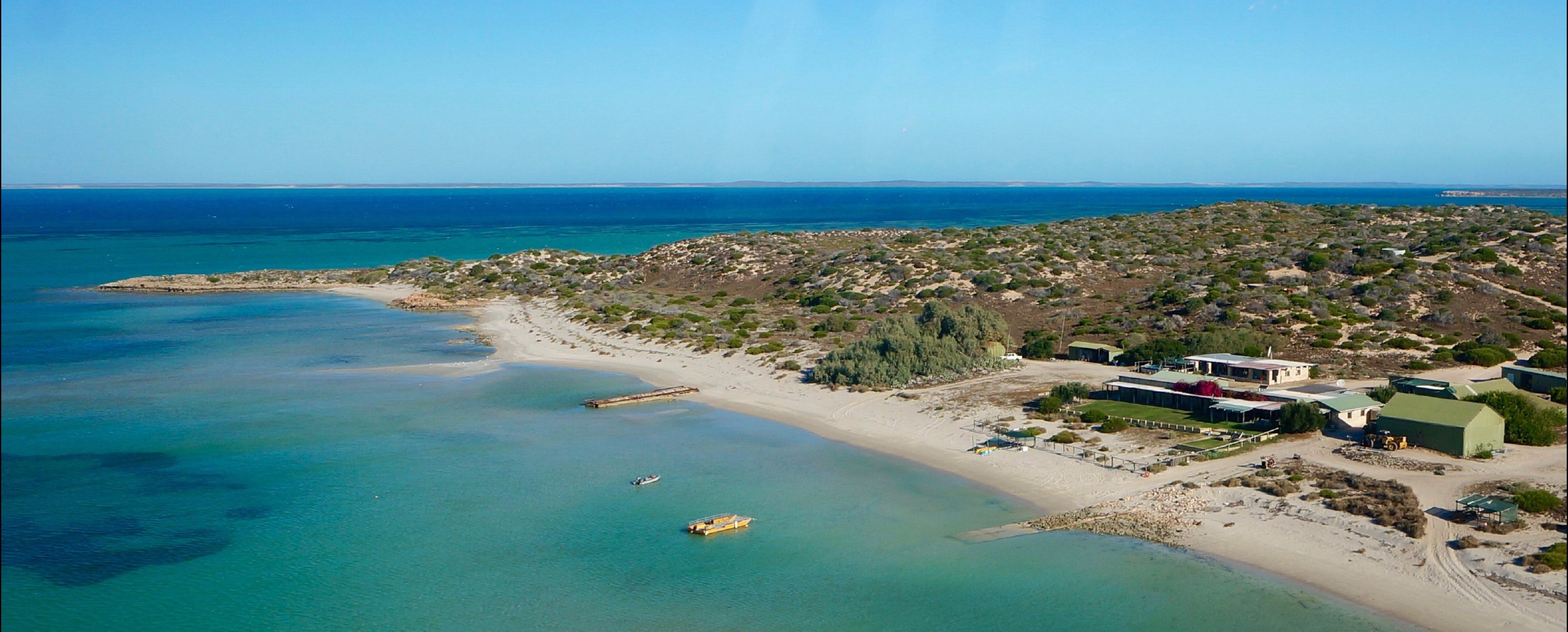 Sandy Point Camp at Dirk Hartog Island National Park - Accommodation Airlie Beach