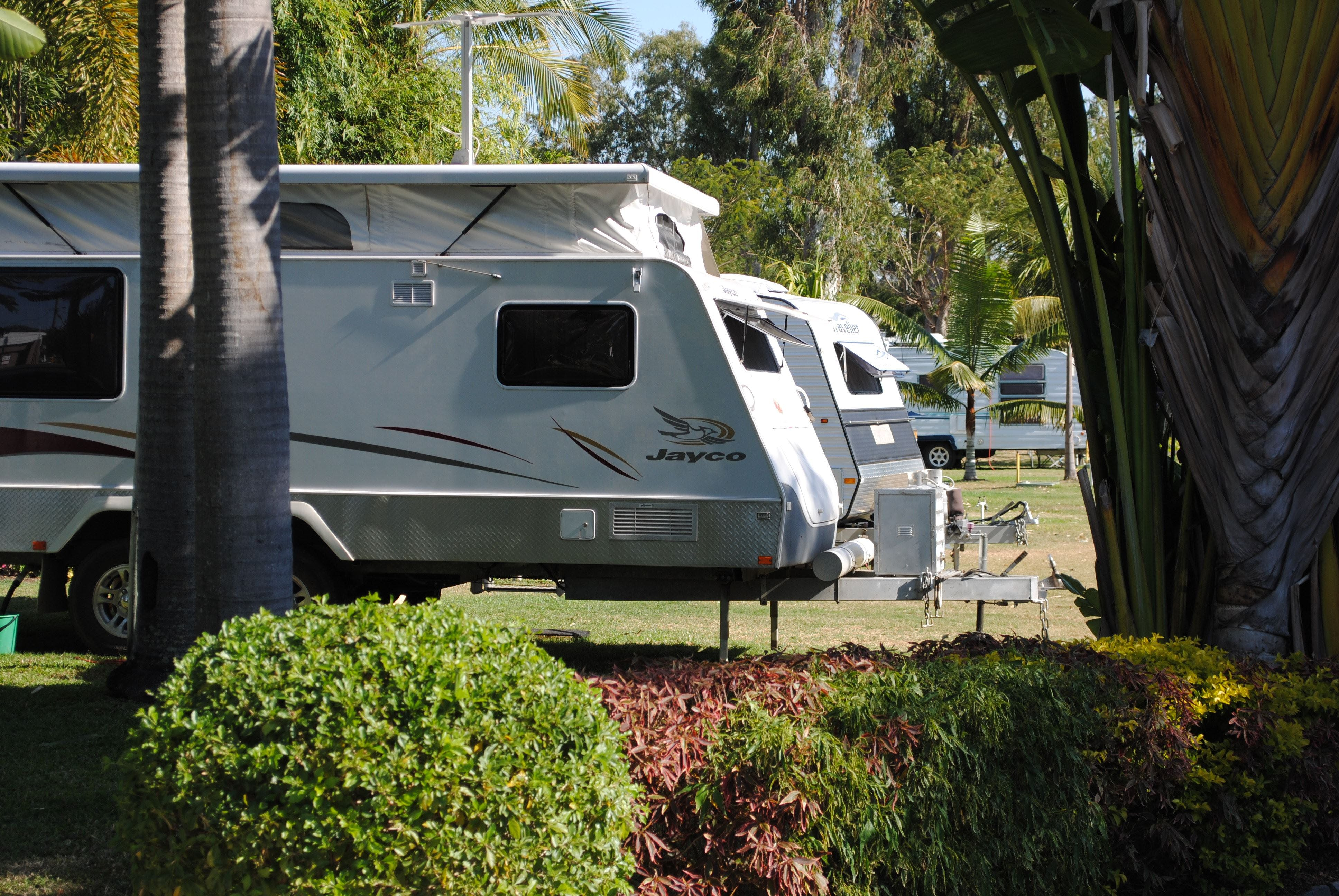 Riverside Tourist Park - Accommodation Airlie Beach