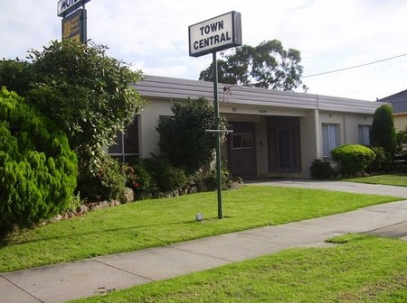 Bairnsdale Town Central Motel - Accommodation Airlie Beach