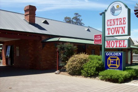 Centretown Motel Nagambie - Accommodation Airlie Beach