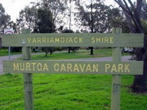 Murtoa Caravan Park - Accommodation Airlie Beach
