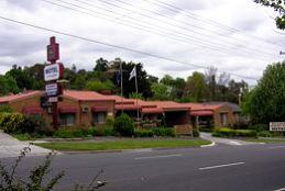 Yarra Valley Motel - Accommodation Airlie Beach