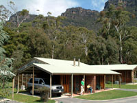 Halls Gap Log Cabins - Accommodation Airlie Beach