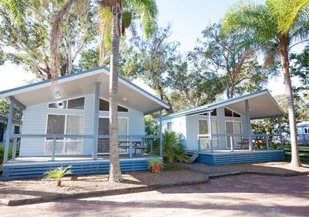 Jimmys Beach Holiday Park - Accommodation Airlie Beach
