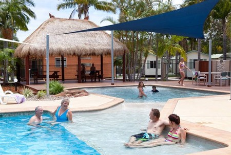 Blue Dolphin Resort  Holiday Park - Accommodation Airlie Beach
