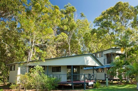 Wooli River Lodges - Accommodation Airlie Beach