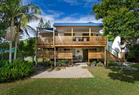 Wooli Serviced Apartments - Accommodation Airlie Beach