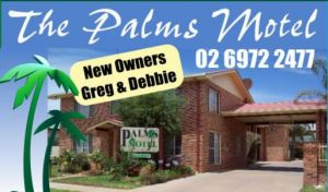 The Palms Motel - Accommodation Airlie Beach